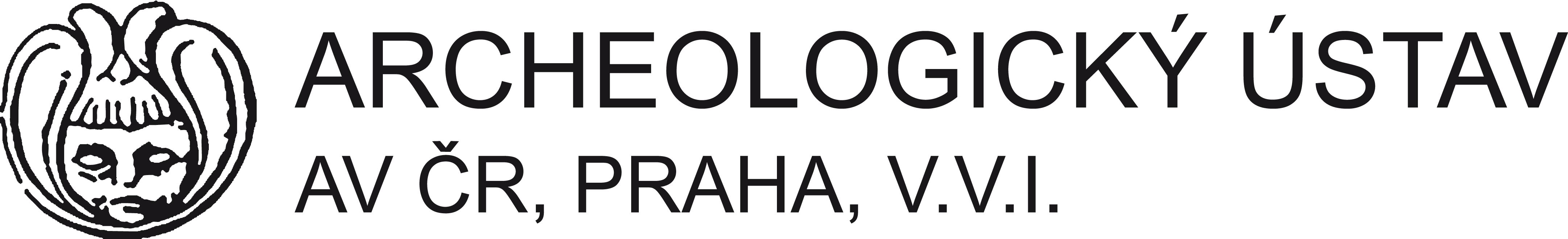 Institute of Archaeology of the Czech Academy of Science logo