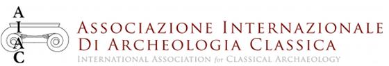 Associazione internazionale di archeologia classica logo