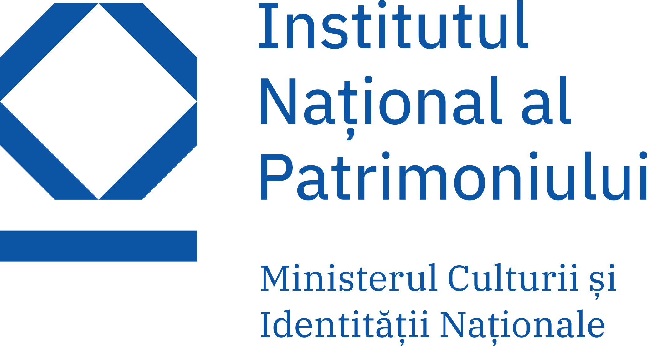 The National Heritage Institute of Romania logo