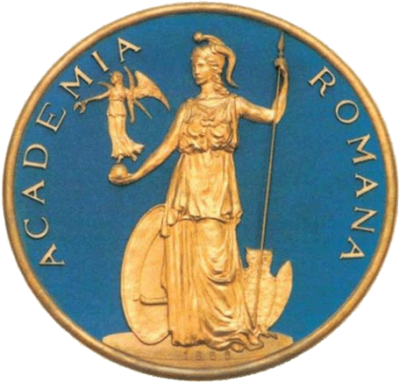 Vasile Parvan Institute of Archaeology of the Romanian Academy logo