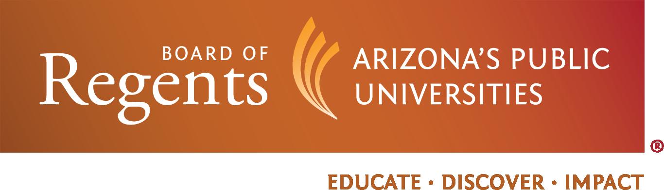Arizona's public universities logo