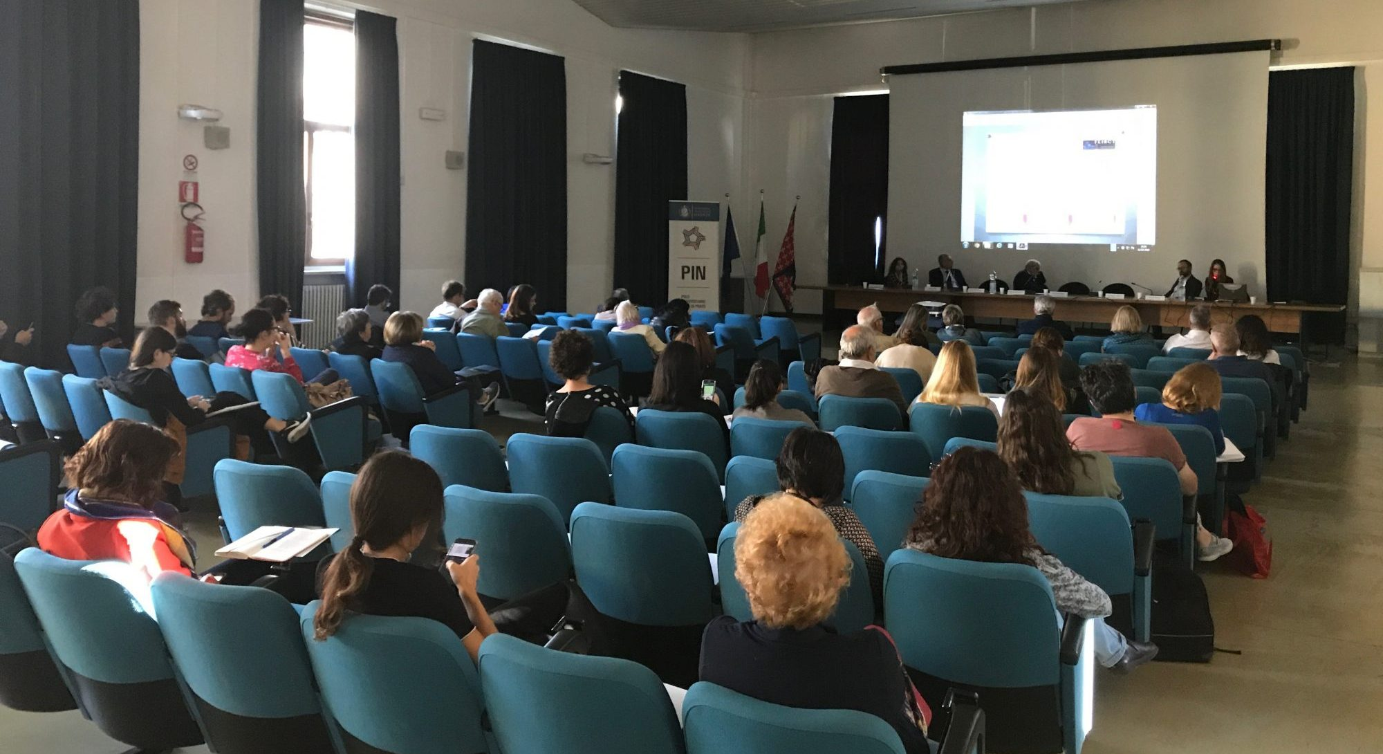 Kick-off meeting in Prato