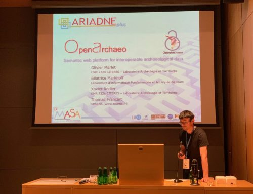 ARIADNEplus demonstrates its impact at CAA, Krakow