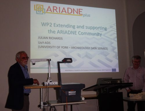 ARIADNEplus SC and GA Meetings held in Bern