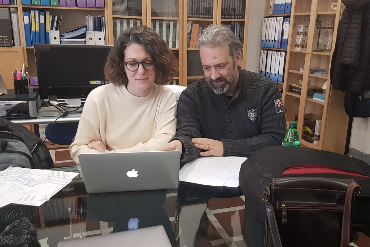 Mia & Achille discuss CIDOC CRM