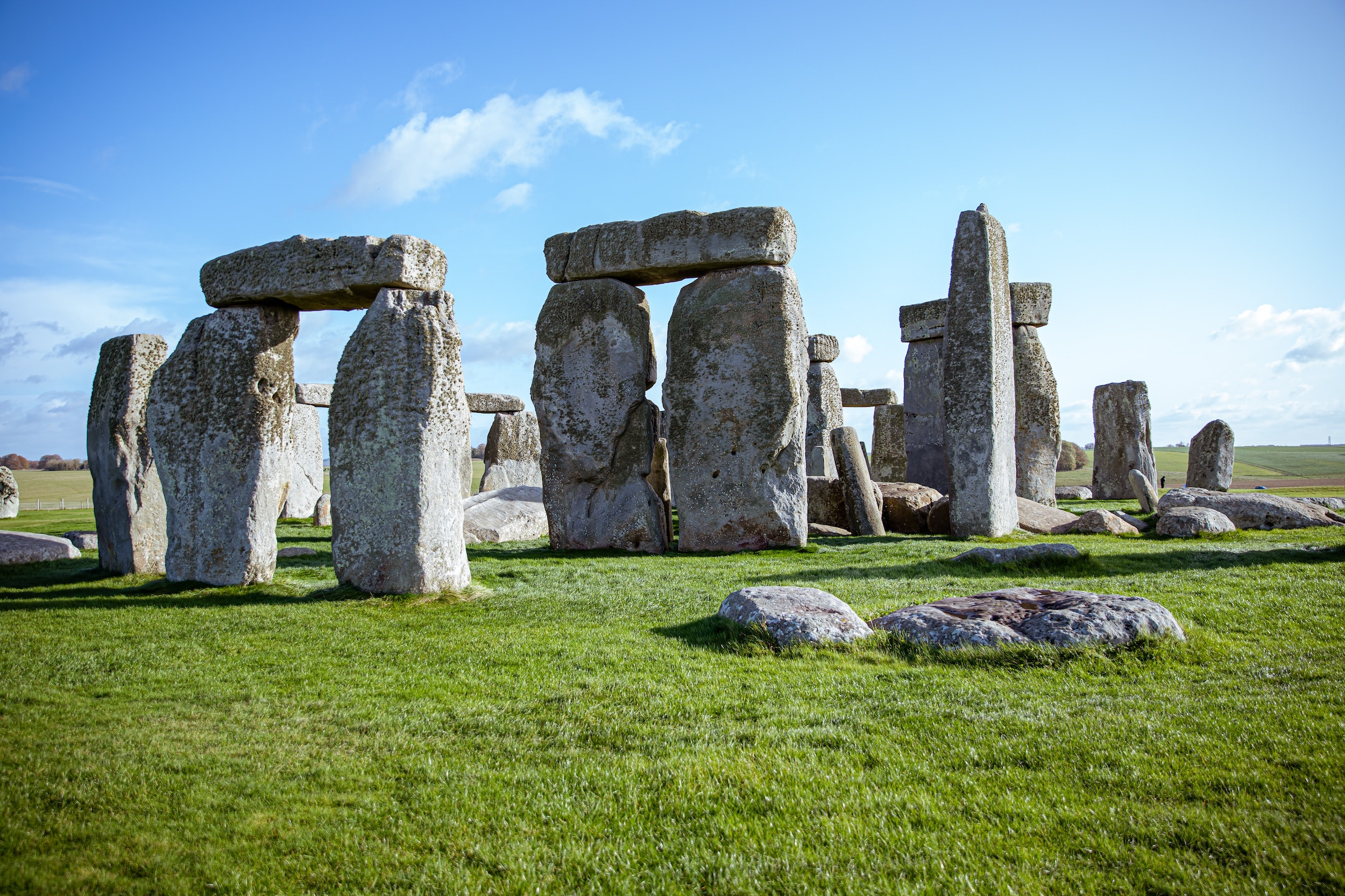 Stonehenge, Wiltshire UK