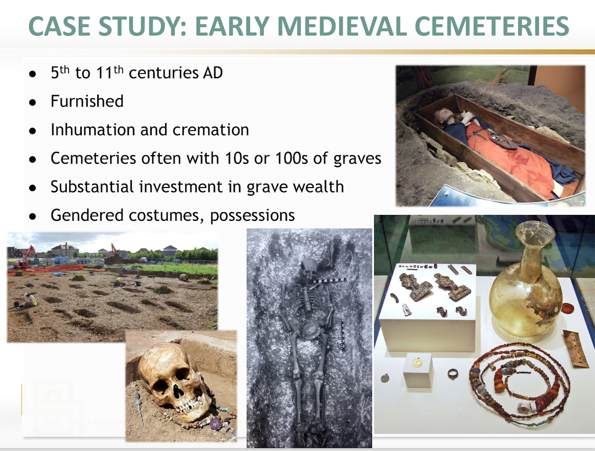 Case Study: Early Medieval Cemetery