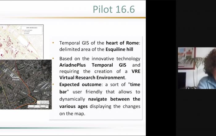 Sara Di Giorgio presents Heart of Rome pilot